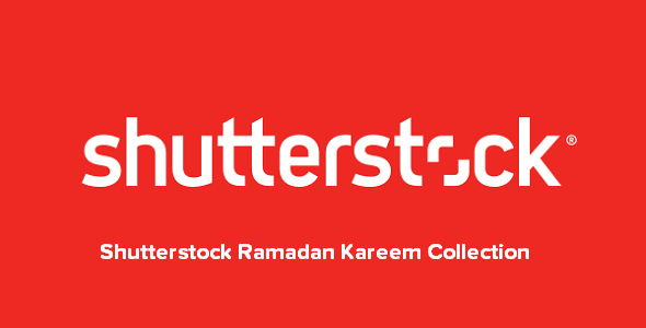 Shutterstock Ramadan Kareem Collection