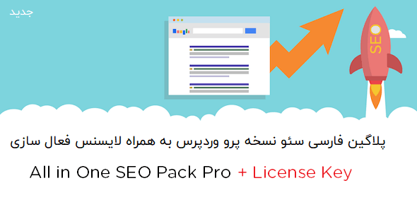 All In One SEO Pack Pro + License Key